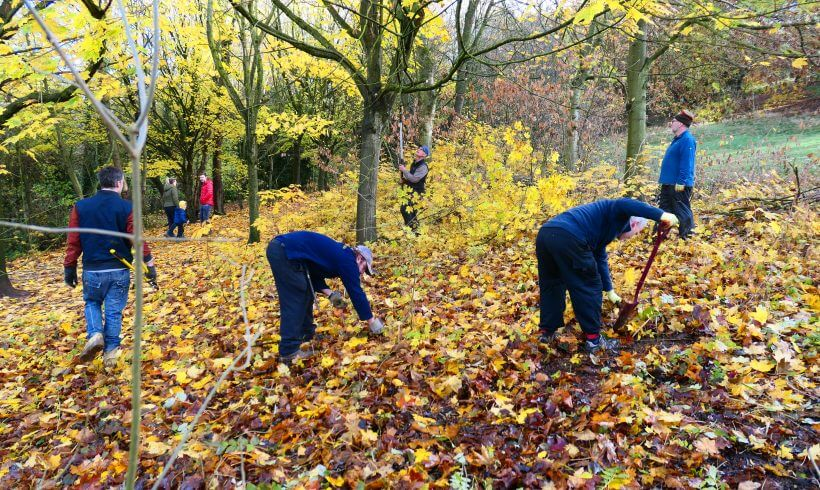 Belper Parks Volunteers