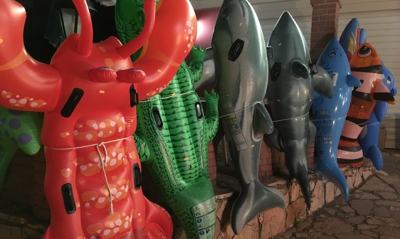 How To Recycle Children's Inflatables and Beach Toys
