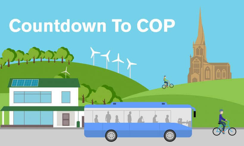 Transition Chesterfield: Countdown To COP26