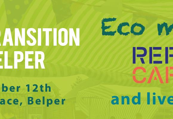 Transition Belper Eco Market: 12th September