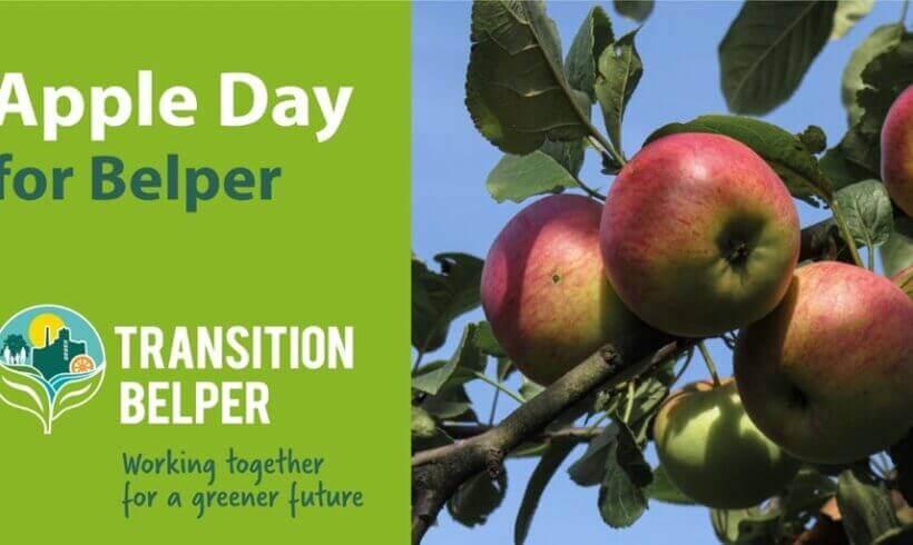 Belper Apple Day – Sunday 17th October